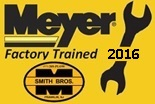 Meyer Factory Trained 2016 Logo - MeyerPlows.info
